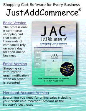 Rich Media Technologies JAC JustAddCommerce