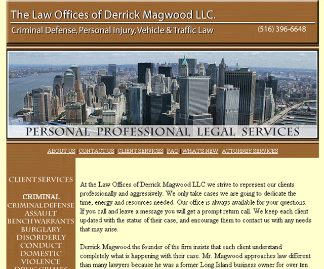 Derrick-Magwood-Associates